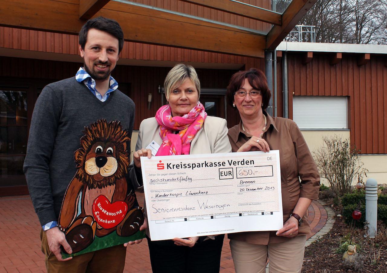 Seniorenresidenz Weserbogen 10.02.2014 2